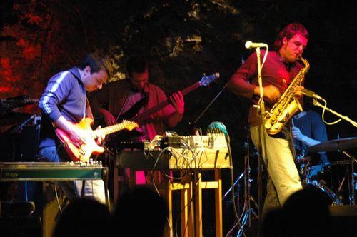 Llibert Fortuny Electric Quintet